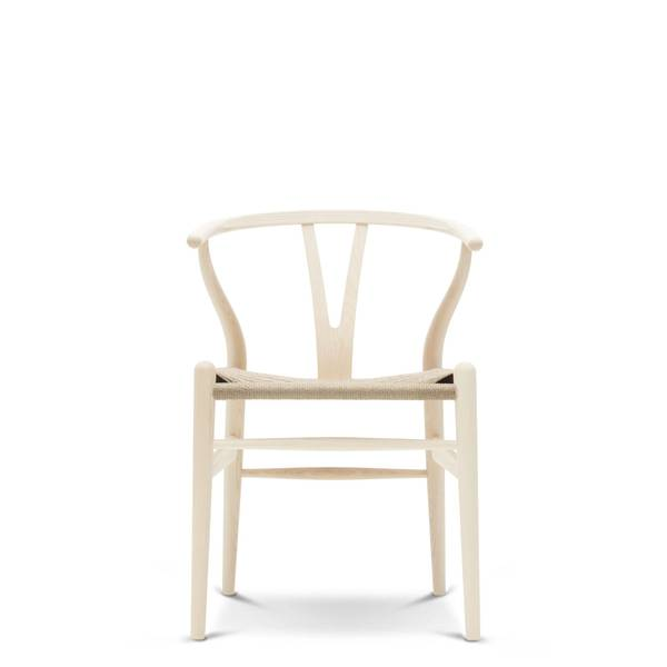 Bilde av Carl Hansen CH24 Wishbone chair Såpet ask
