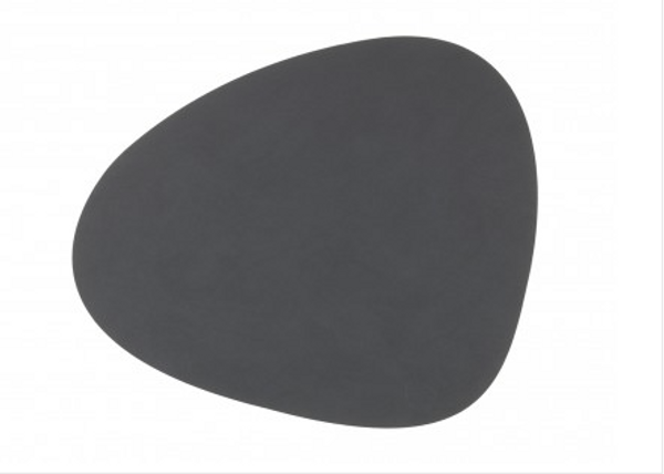 Bilde av Curve L Bordbrikke nupo 37x44, anthracite