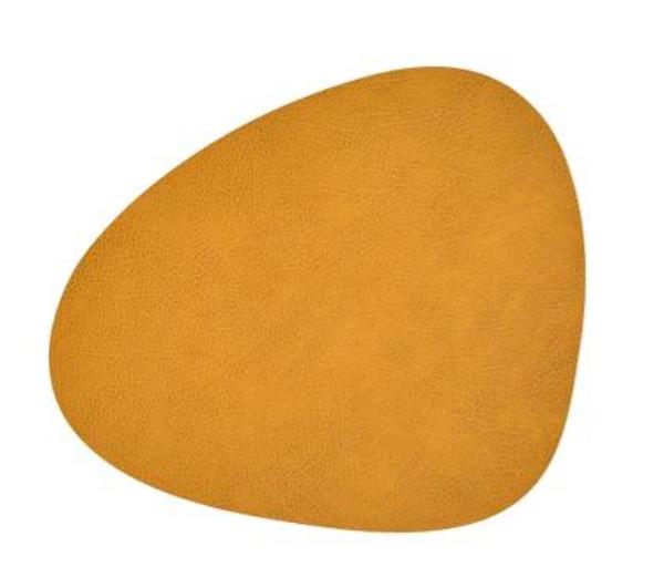 Bilde av Curve S Bordbrikke hippo 24x28, curry