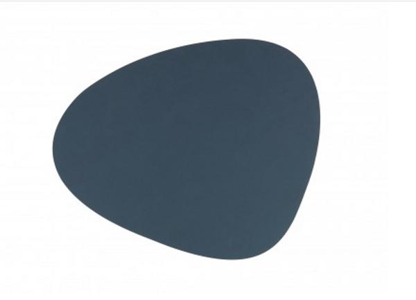 Bilde av Curve L Bordbrikke nupo 37x44, dark blue