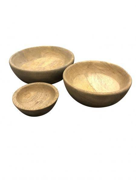 Bilde av Mille Moi Wood bowl, large