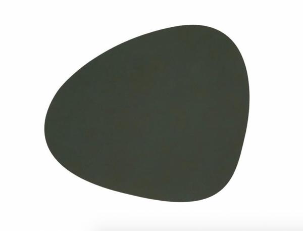 Bilde av Curve S Bordbrikke nupo 24x28, Dark Green