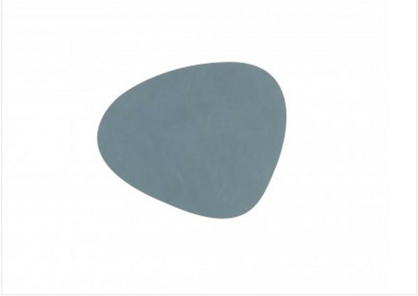 Bilde av Curve S Bordbrikke nupo 24x28, light blue