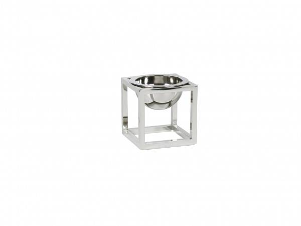 Bilde av By Lassen Kubus bowl mini, krom